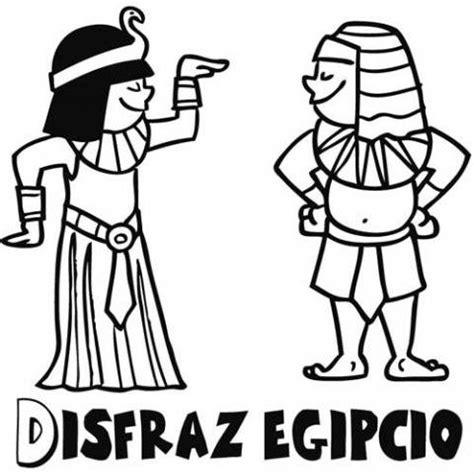 imagenes egipcias para niños dibujos de disfraces egipcio y cleopatra para carnaval de