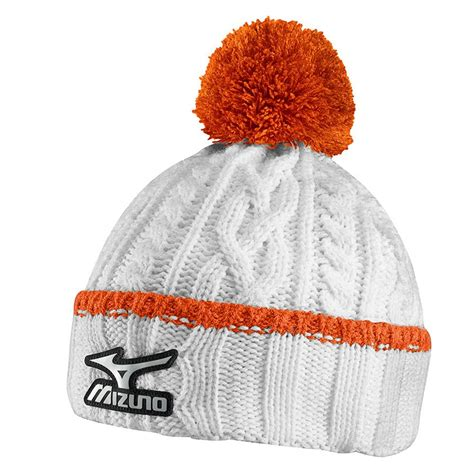 funky knitted hats 50 2015 mizuno cable knit mens winter golf beanie