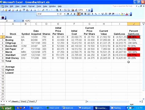 excel investment templates exceltemplates exceltemplates