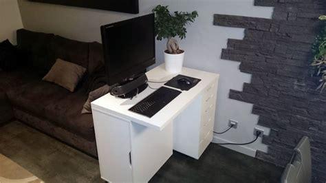 bureau mini mini bureau ikea alex linmon bidouilles ikea