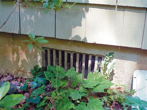 basement crawl space ventilation airtight crawl space vent covers installed in wisconsin