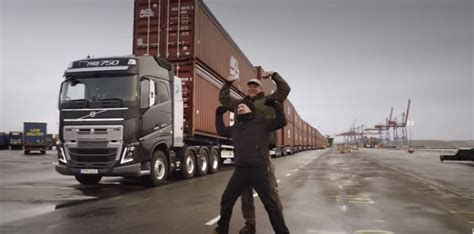 how much is a volvo truck volvo truck pulling 750 tons with s strongest