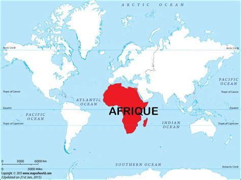 du monde afrique carte du monde arts et voyages