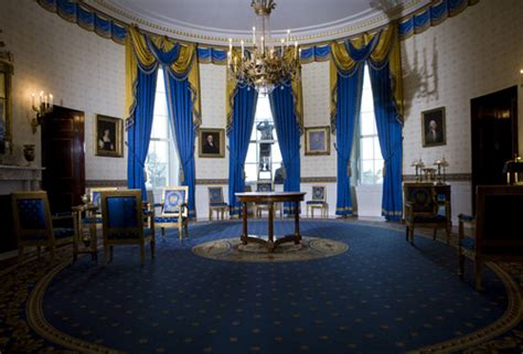 white house blue room the white house there and back again
