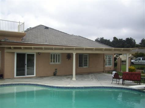 pictures for west coast siding alumawood patio covers in
