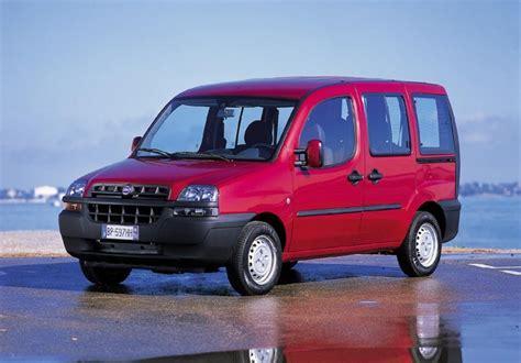 fiat minivan fiat doblo minivan mpv 2001 2005 technical data prices