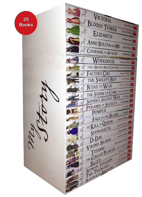 my royal story 25 books set the complete collection in