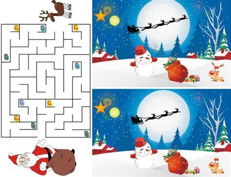 printable christmas activities free christmas printable activities for the kids