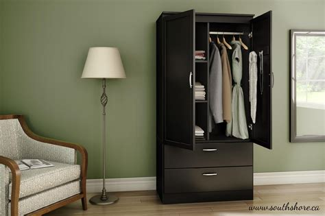Casual Bedroom Armoire Smith Armoire Fashionable Spacious Bedroom