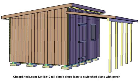 guide free lean to shed design nosote lean to style sheds