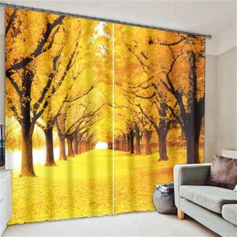 window art curtains aliexpress com buy 3d printed window art curtains room