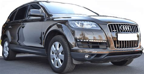 Audi 7 Seater For Sale by 2012 Audi Q7 3 0 Tdi Quattro Automatic 7 Seater 4x4 Cars