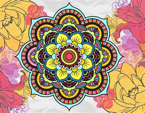 fiore d oriente disegno fiore d oriente colorato da utente non registrato
