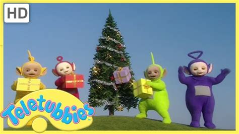 teletubbies christmas tree youtube