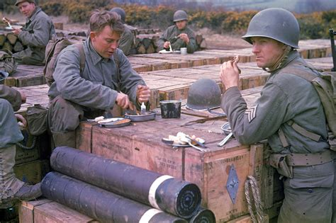 A Shocking Two Posts In One Day 2 by Army Rations World War Ii Soldiers Pictures World War