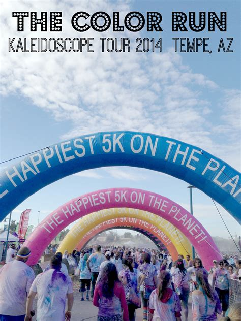 the color run 2014 tempe az brie brie blooms