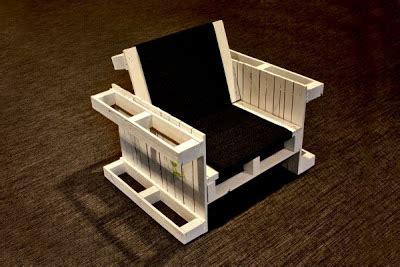 siege en palette fauteuils construits avec des palettes en boismeuble en