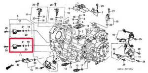 2002 Acura Tl Transmission Solenoid Quot D Quot Vsa Cel P0977 Acurazine Acura