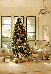 Style At Home Christmas Decorating Ideas Elegant Christmas Tree Decorating Ideas Home Decorating