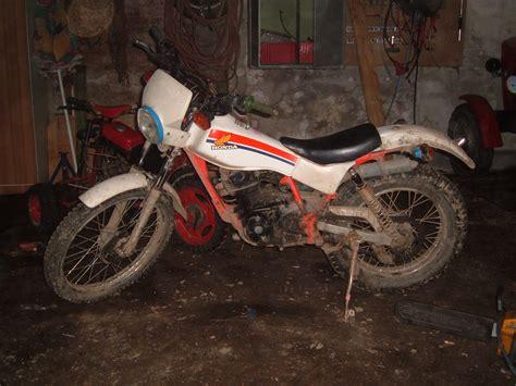 Trial Motorrad Spiele Kostenlos by Verkauf Honda Trl Ccm W 252 Rde F 252 R Den Japanischen Markt Als