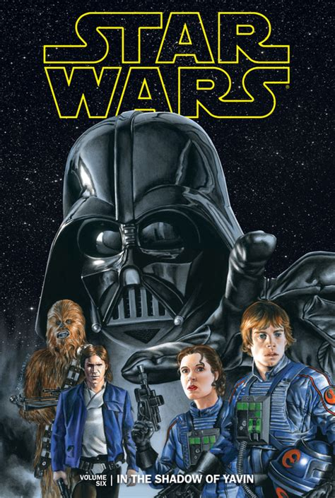 libro star wars vol 6 star wars in shadow of yavin vol 6 abdo
