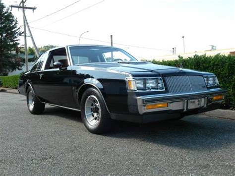 download car manuals 1987 buick regal transmission control sell used 1987 buick regal turbo t in renton washington united states for us 22 900 00