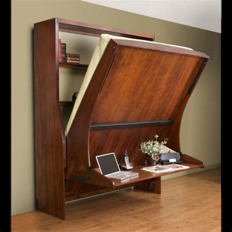 Space Saving Desk Bed | get space saving twin beds full size hidden beds queen desk beds hideaway beds hidden desks