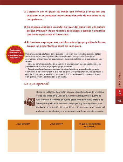 Libro Sep 6to Grado Formacion Civica 2016 Issuu   libro sep 6to grado formacion civica 2016 issuu