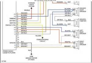 Acura Integra Wiring Diagram 96 Acura Integra Radio Wiring Diagram Get Free Image