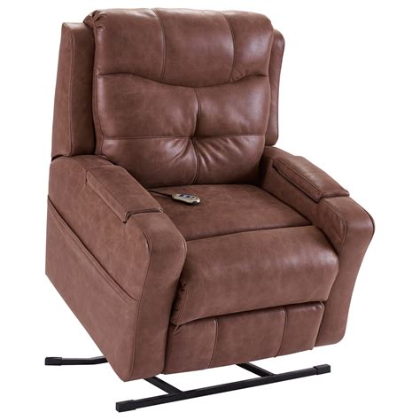 massage recliners with heat lane miguel 18585m power lift recliner with heat and