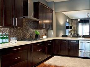 espresso kitchen cabinets pictures ideas tips from