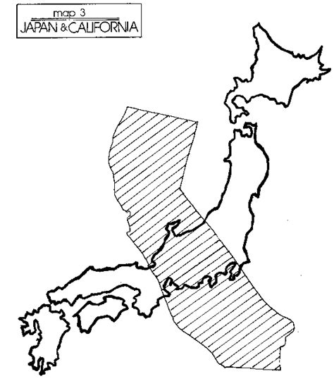 map california japan japan is roughly the size of what us state