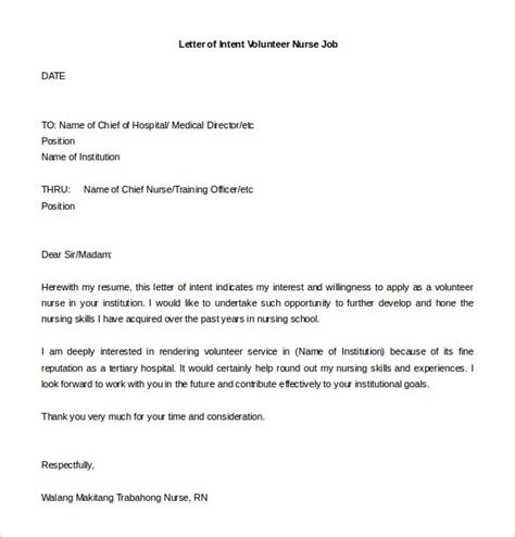 sle of letter of interest for a position letter of recommendation