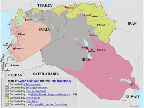best photos of map syria iraq war map syria iraq isis