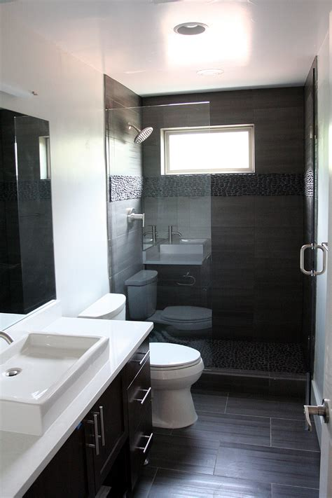 Bathroom Picture | fantastic finishes on a contemporary denver duplex