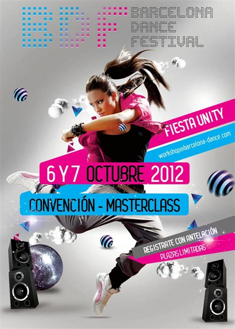 design a dance flyer masterclass octubre flyer design creativity bdf