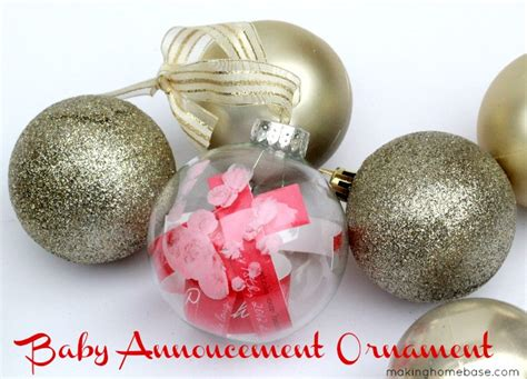 25 diy christmas ornament ideas love of family home
