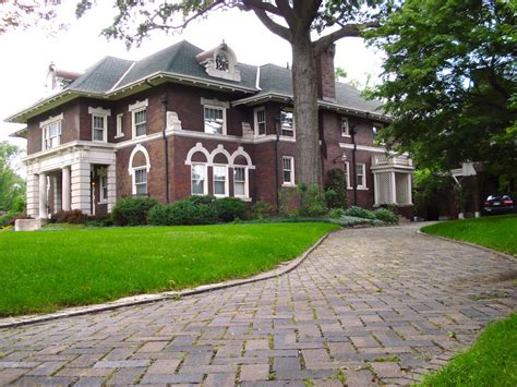 panoramio photo of second home of henry ford in the