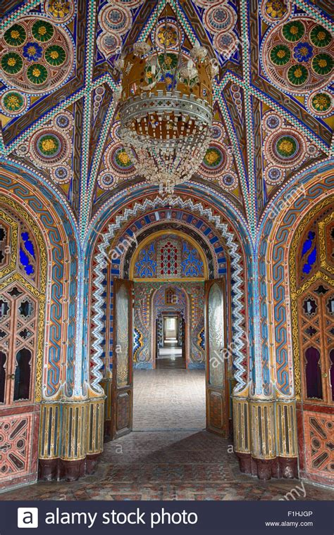moorish style palace interior architecture moorish style palace interior a fairy tale castle from