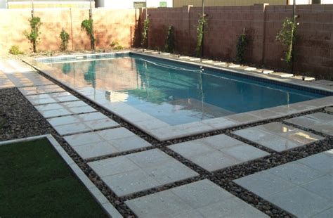 pool pavers project gallery images of completed installations of
