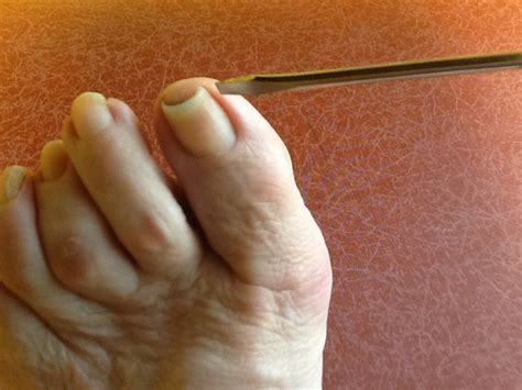 Curved Nail