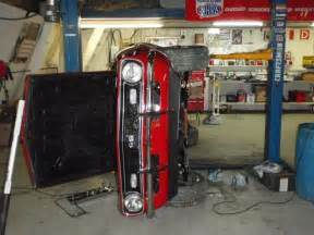 Devices That Make Life Easier photo gallery lift safety and a destroyed 68 camaro