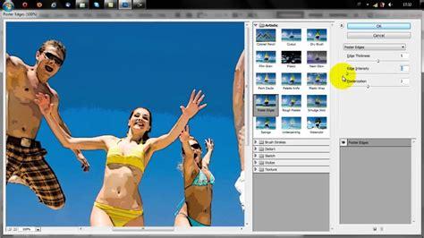 tutorial ngedit foto di photoshop cs5 tutorial ita hd photoshop realizzare effetto cartone