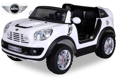 Kinderauto 2 Sitzer by Elektro Kinderauto 2 Sitzer Bmw Mini Lizenziert