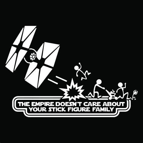 Stick Figure Family Stickers