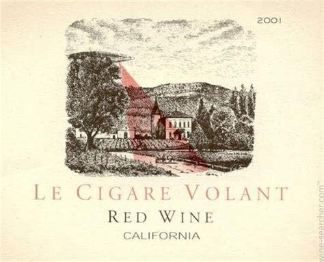 volant winery bonny doon vineyard le cigare volant central coast usa