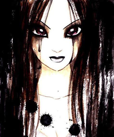 imagenes goticas manga sombras goticas anime gotico