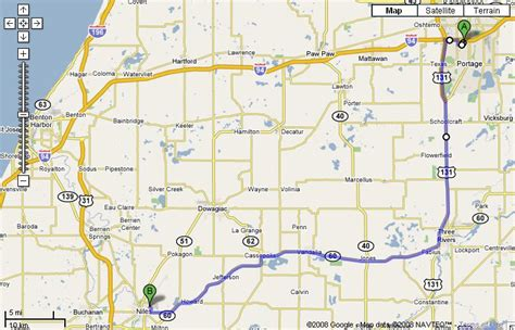 Niles Michigan Map by Niles Michigan Map Pictures To Pin On Pinterest Pinsdaddy