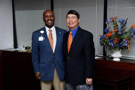 Chiu Md Mba by Faculty Members Recognized For Milestone Service At Uf