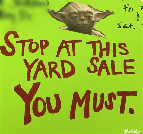 yard sale tips ideas for selling success signs com blog